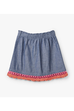 Hatley Chambray Skirt - Alternate List Image