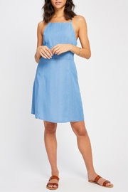 Gentle Fawn Chambray Style Dress - Product Mini Image