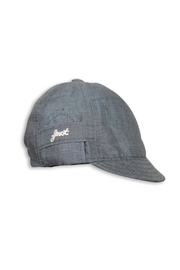 First Chambray Sun Hat - Front cropped