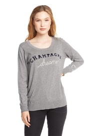 Chaser Champagne Dreams Sweater - Product Mini Image