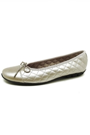 Paul Mayer Champagne Quilted Flat - Product Mini Image