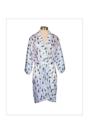 Toss Designs Champagne Robe - Product Mini Image