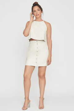 Shoptiques Product: Champagne Stories Skirt