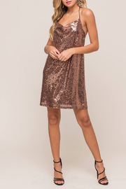 Lush  Champagne Toast Dress - Product Mini Image