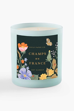 Rifle Paper Co.  Champs de France Candle - Alternate List Image