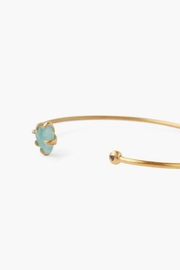 Chan Luu Amazonite Arrowhead Cuff - Front full body