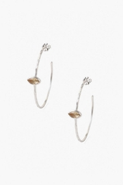Chan Luu Citrine Evileye Hoops - Product Mini Image