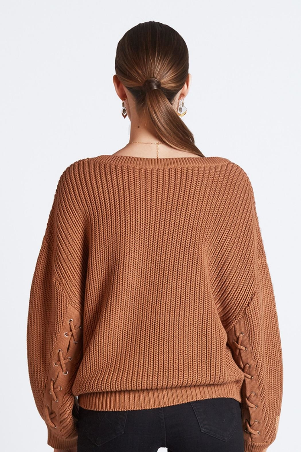 Chan Luu Diego Sweater - Side Cropped Image