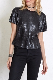 Chan Luu Dulce Sequin Top - Front cropped