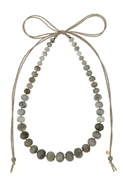 Chan Luu Long Stone Necklace - Front cropped