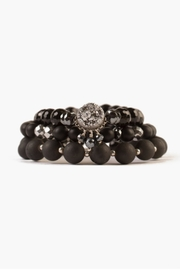 Chan Luu Onyx Mix Bracelet - Product Mini Image