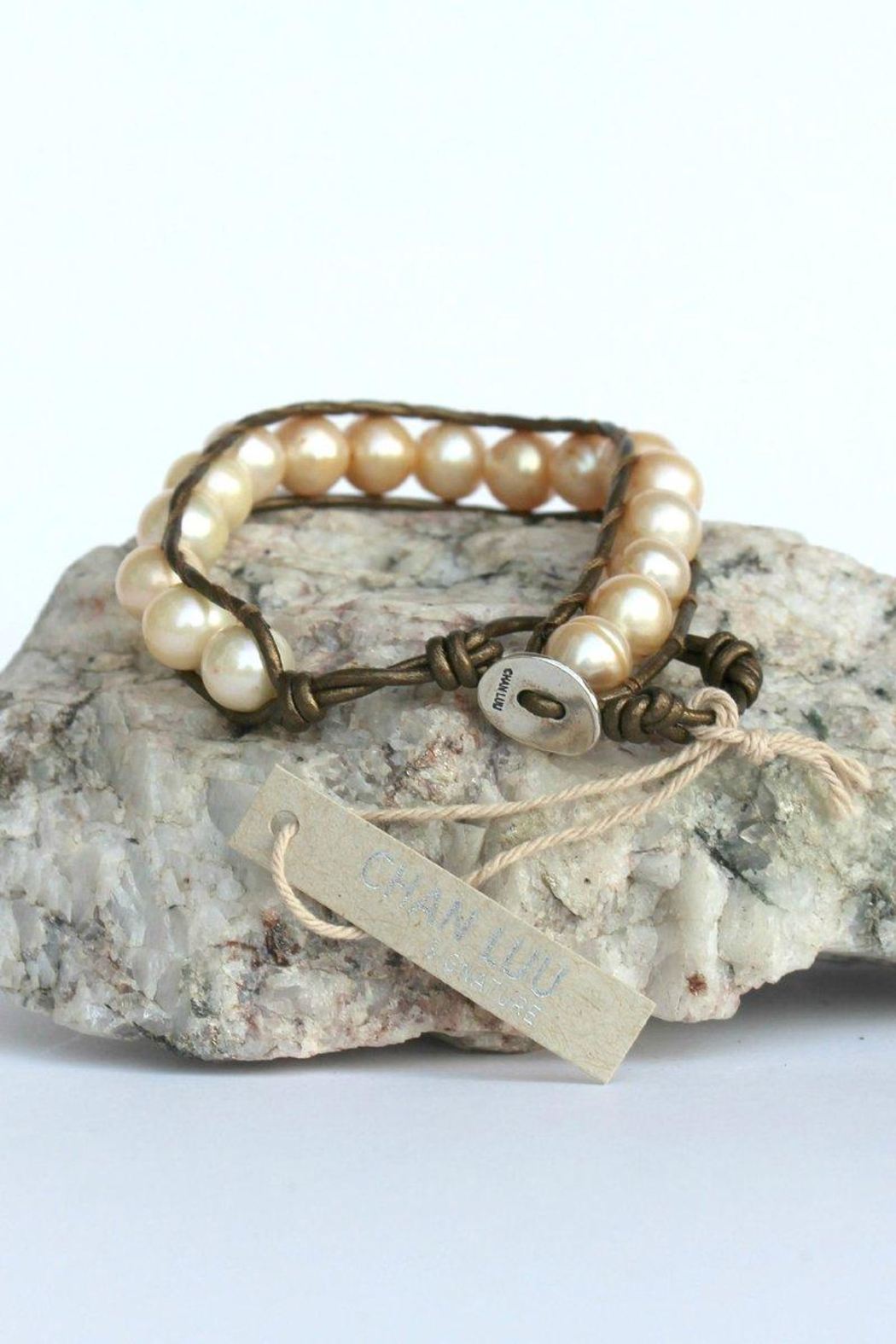 0dc05cae4987 Chan Luu Pearl Wrap Bracelet from Florida by Elise — Shoptiques
