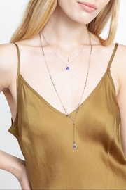 Chan Luu Pyrite Pendant Y-Necklace - Product Mini Image