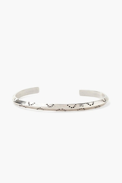 Chan Luu Silver Engraved Cuff - Product List Image