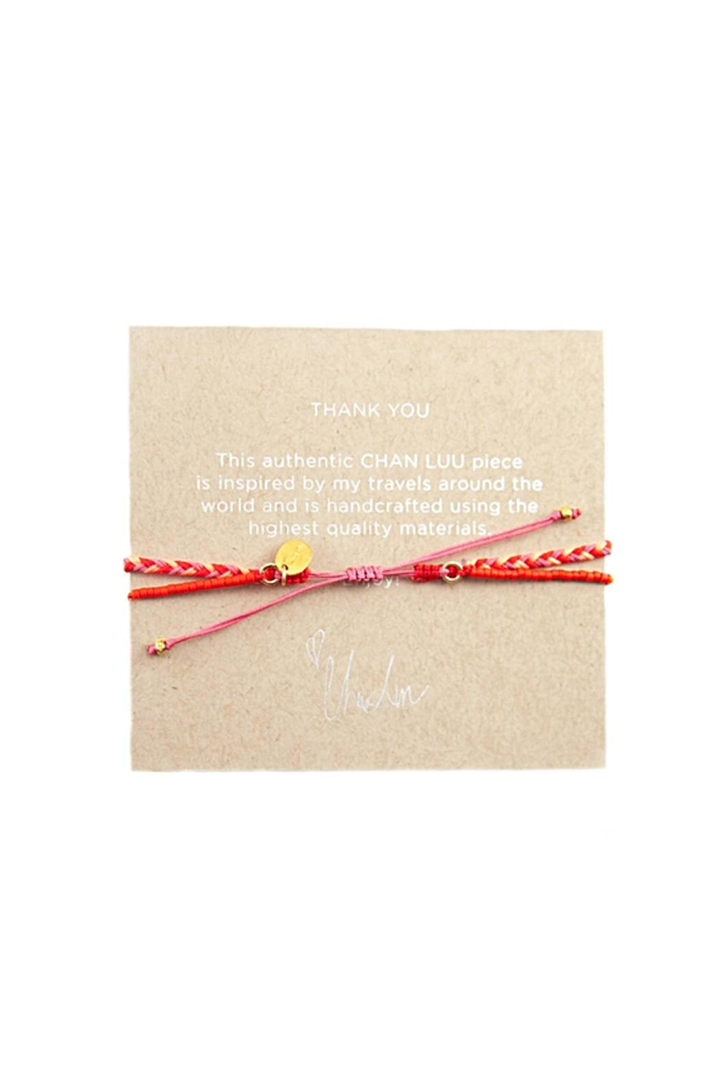 Chan Luu Starfish Shell Bracelet - Side Cropped Image