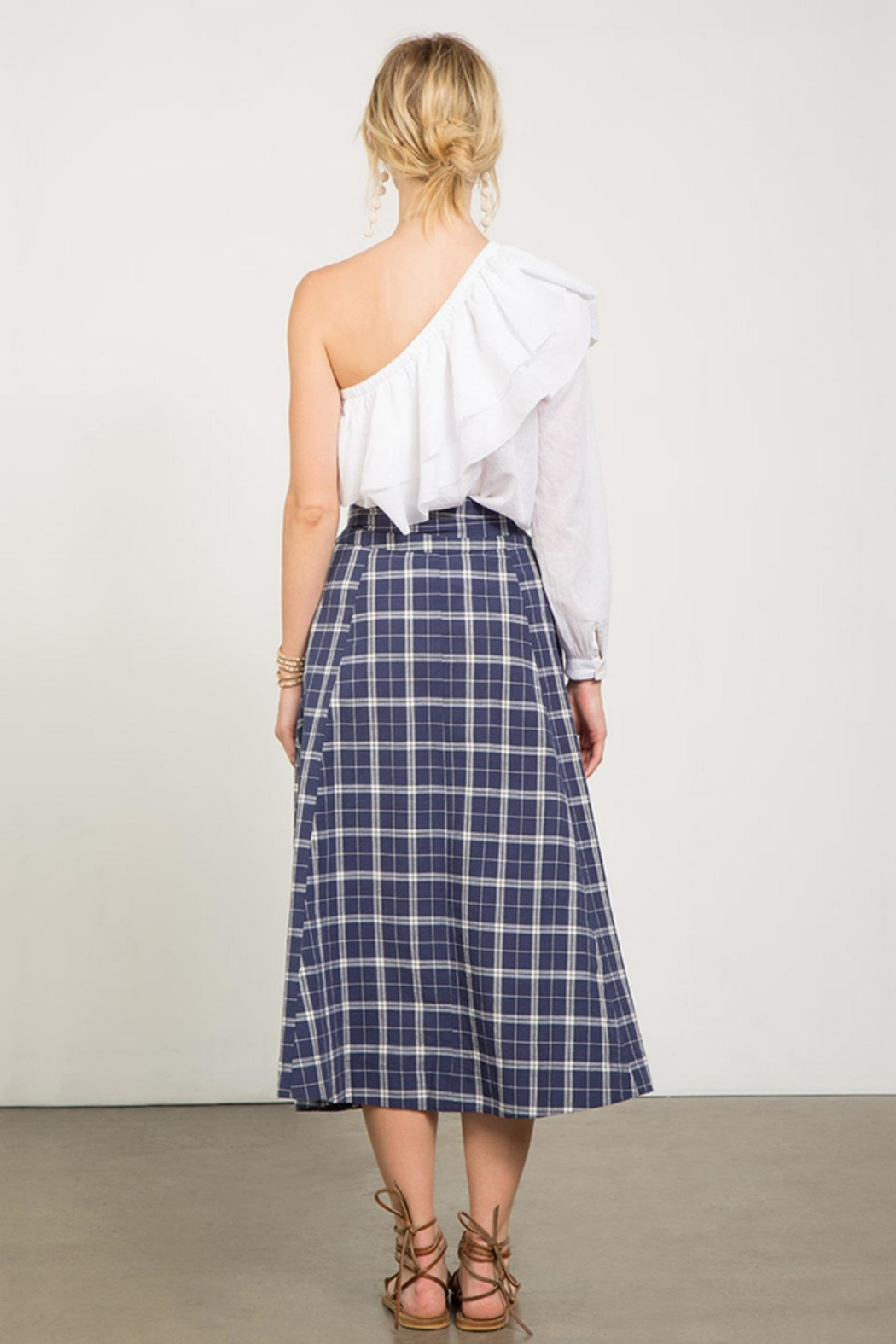 Chan Luu Telulah Skirt - Side Cropped Image