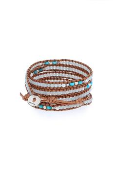 Chan Luu Turquoise Wrap Bracelet - Alternate List Image