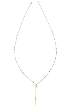 Shoptiques Product: White Mix Necklace