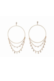 Jacquie Aiche Chandelier Hoop Earrings - Product Mini Image