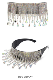 Tiny House of Fashion Chandelier Shades - Front cropped