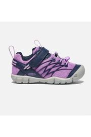 Keen Chandler CNX Kids Sneaker - African Violet/Navy - Product Mini Image