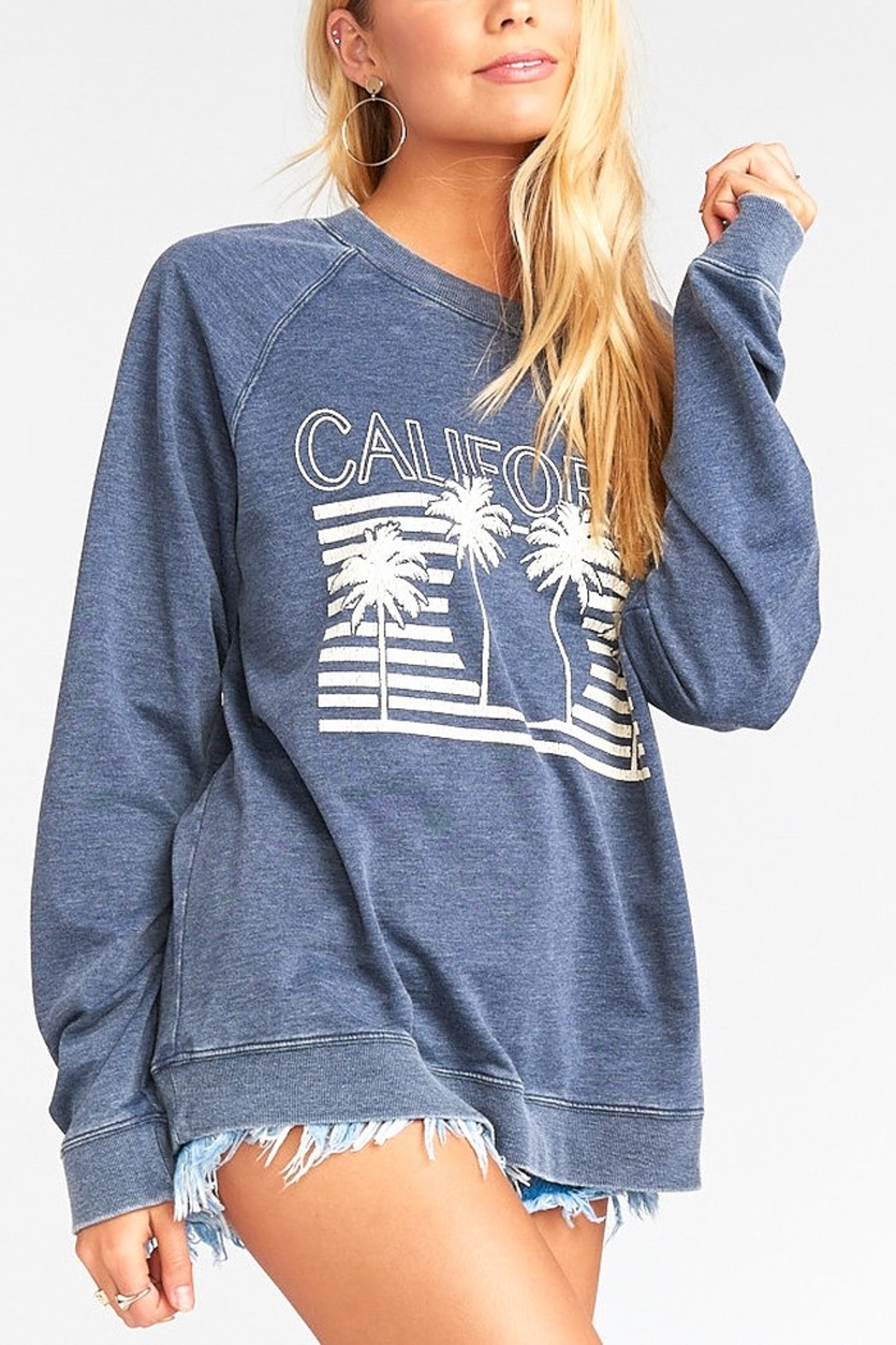 Show Me Your Mumu Chandler Graphic Pullover - Main Image