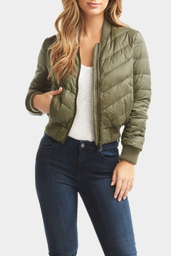 Tart Collections Chandler Puffer Bomber - Product List Image