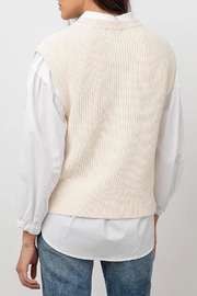 Rails Clothing Chandler Sleeveless Sweater - Side cropped