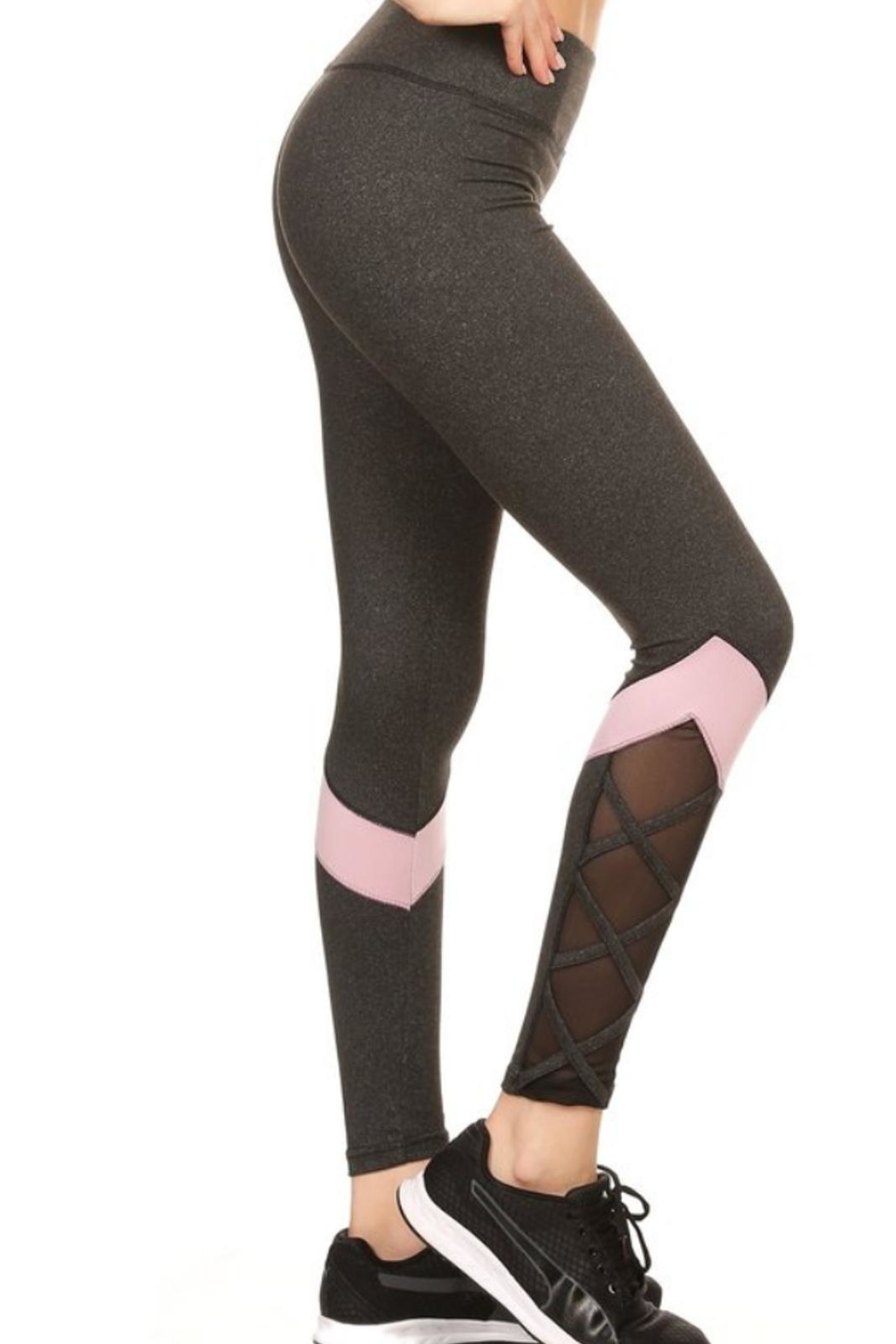 CHANDLEY Activewear Leggings - Front Full Image