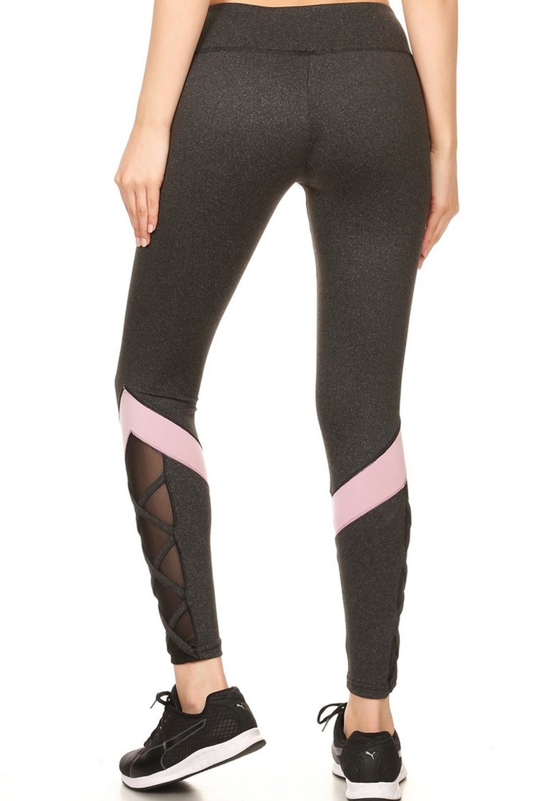 CHANDLEY Activewear Leggings - Side Cropped Image