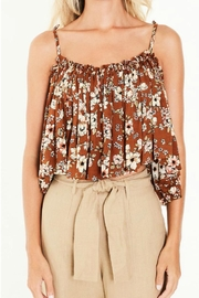 Faithfull The Brand Chania Top - Side cropped