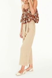 Faithfull The Brand Chania Top - Back cropped