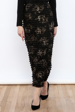 Shoptiques Product: Angel Tiered Skirt