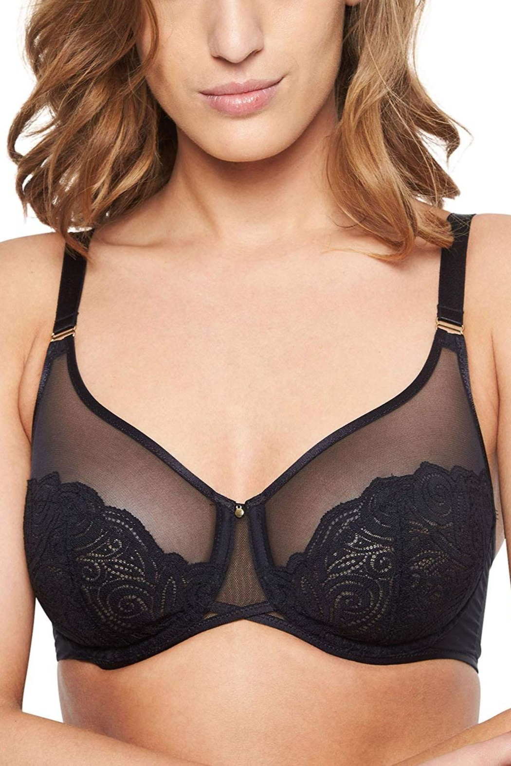 Chantelle Pyramid Full-Cup Bra - Main Image