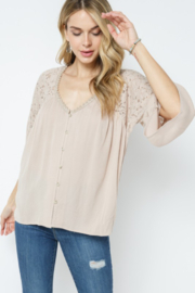 Cozy Casual Chantilly Lace - Product Mini Image