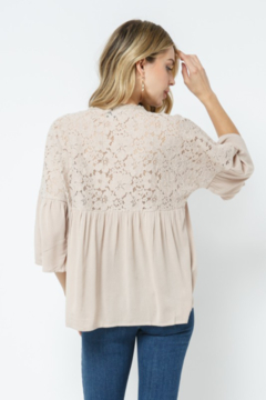 Cozy Casual Chantilly Lace - Alternate List Image