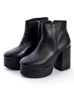 Shoptiques Product: Bali Block Heeled Booties
