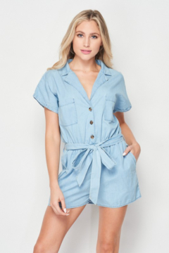 1 Style Char Romper - Product List Image