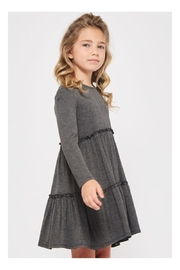 GTOG Charcoal Dress - Front cropped