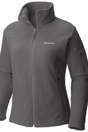 Columbia Sportswear Charcoal Fast-Trek Jacket - Product Mini Image