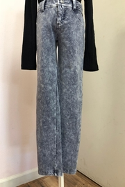 Ragdoll & Rockets Charcoal Jeans - Front cropped