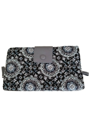 Vera Bradley Charcoal Medallion Deluxe-Alltogether - Product Mini Image