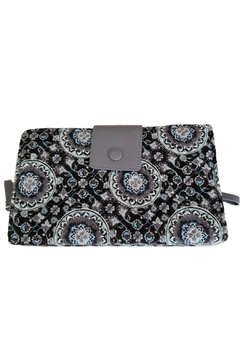 Vera Bradley Charcoal Medallion Deluxe-Alltogether - Product List Image