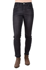 Ethyl Charcoal Skinny Jean - Product Mini Image