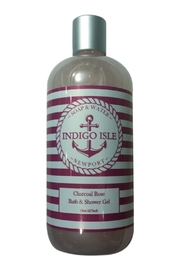 Indigo Isle Charcoalrose Body Wash - Product Mini Image