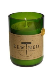 Rewined Candles Chardonney Candle - Product Mini Image