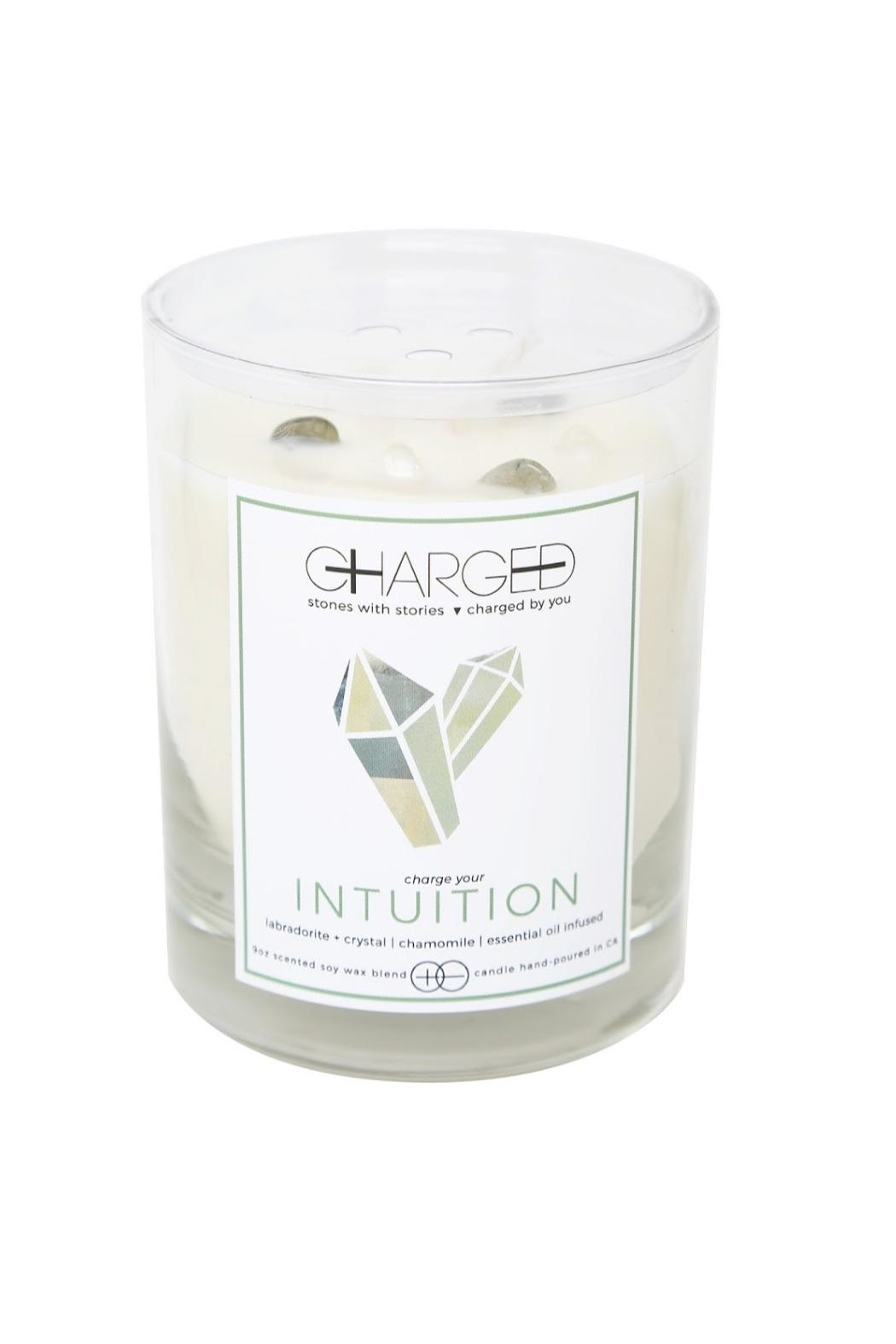 CHARGED Burn For Intuition - Main Image