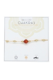 CHARGED Carnelian Chakra Bracelet - Product Mini Image