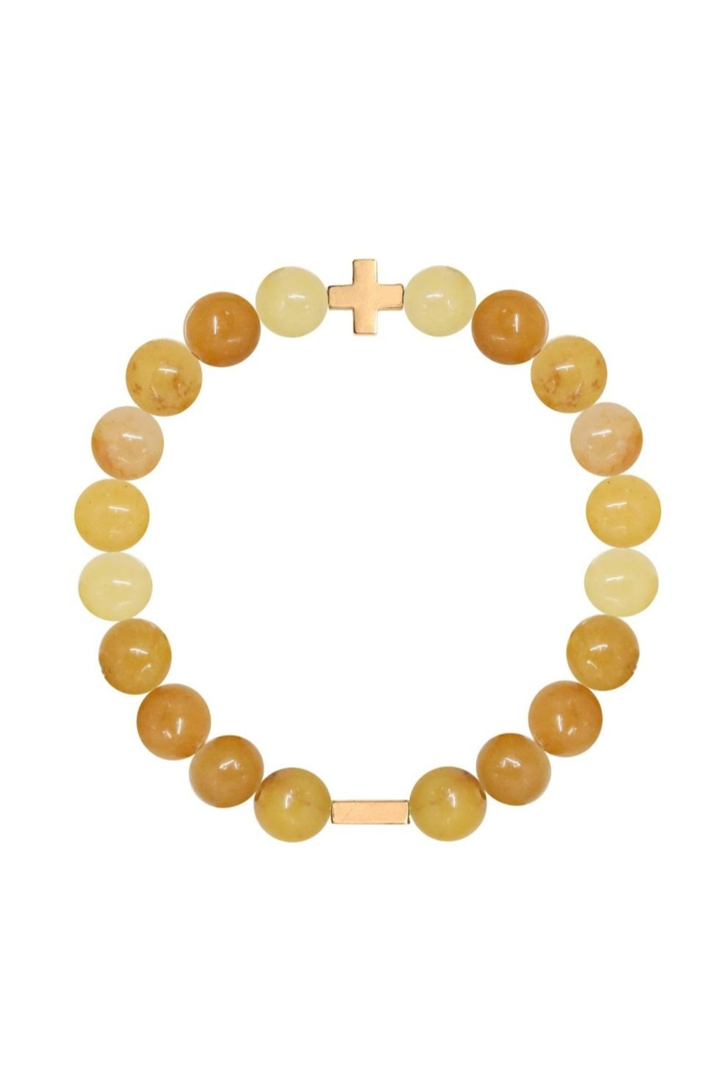 CHARGED Charged Citrine Bracelet - Main Image