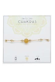 CHARGED Citrine Chakra Bracelet - Product Mini Image